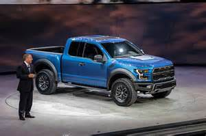 Ford F 2017 Ford F 150 Raptor Features Ten Speed Trans Ho Ecoboost