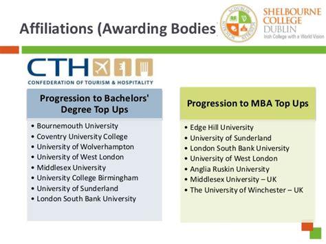 Ethames Graduate School Mba Fees by Shelbourne College Ireland Presentation New 22