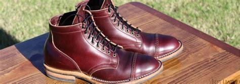 viberg color  chromexcel service boots bestleatherorg