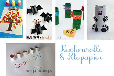 Weihnachtsbasteln Für Kleinkinder by Mit K 252 Chenrollen Basteln