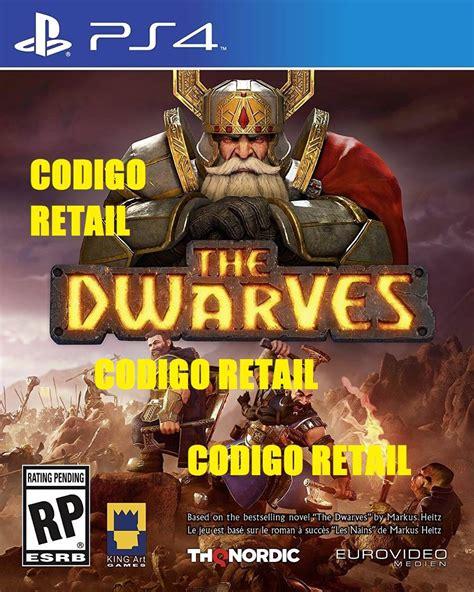 Ps4 The Dwarves Reg 2 the dwarves ps4 playstation 4 rpg tipo diablo 600 00 en mercado libre