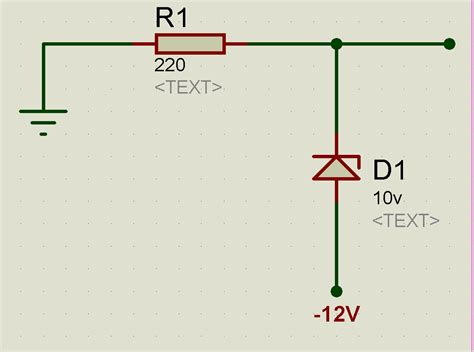 uses of zener diode as voltage regulator how to use zener diode for negative voltages electrical engineering stack exchange