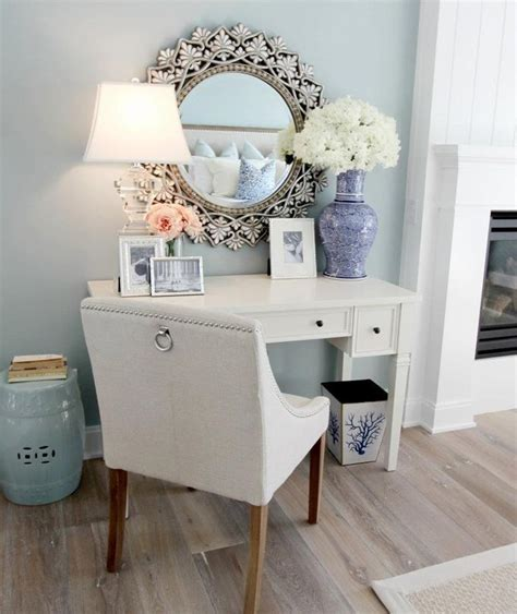 A Touch Of Southern Grace Home Office Inspiration Bedroom Office Desk