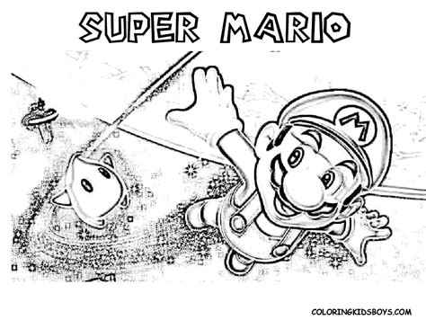 transmissionpress 3 super mario coloring pages