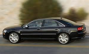 2007 Audi S8 Specs Car And Driver