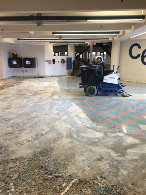 Floor Tile Removal by Vct Tile Removal Tile Design Ideas