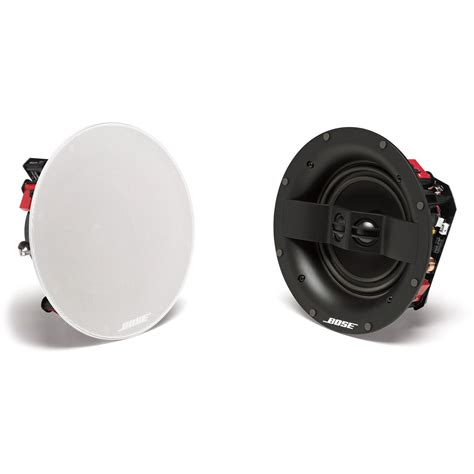 Bose Virtually Invisible 791 In Ceiling Speakers bose virtually invisible 791 series ii in ceiling 742897 0200