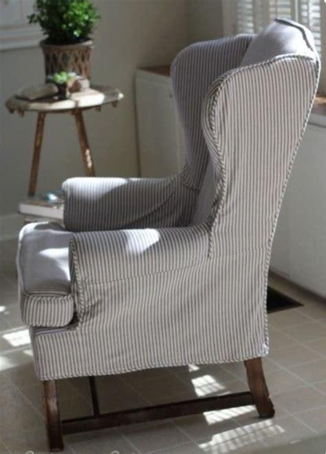 slipcover material best 25 ticking stripe ideas on pinterest farmhouse