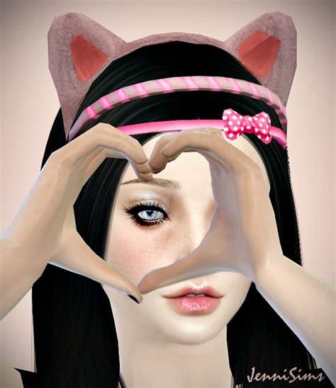 jennisims downloads sims 4 sets of accessory juice box ts4 accessories head wear のおしゃれアイデアまとめ pinterestに関連する画像