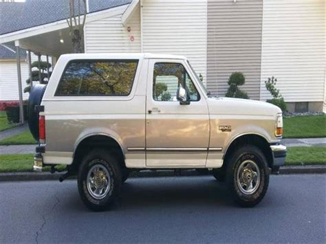 automobile air conditioning repair 1995 ford bronco seat position control 1995 ford bronco suv for sale 108 used cars from 2 500