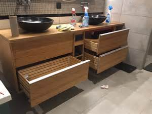 Used Ikea Desk Custom Bamboo Bathroom Furniture With Godmorgon Ikea