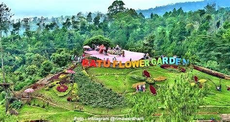 Angpao Swangsi Landscape Hati 11 wahana dan spot foto keren yang lagi hits di bukit bulu batu flower garden coban rais malang