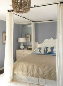 Canopy Bed Ceiling Mount Ceiling Mounted Curtain Rods To Create A Canopy On A