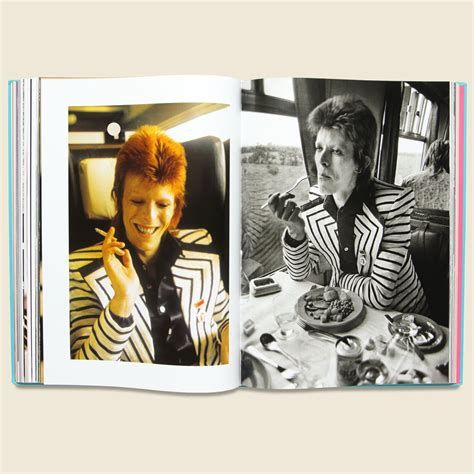 libro mick rock the rise the rise of david bowie 1972 1973 mick rock