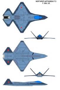 Mitsubishi F 3 Northrop Mitsubishi F3 F 36a By Bagera3005 On Deviantart