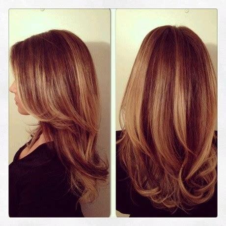 como cortar el cabello en capas largas uno mismo imagenes de corte de cabello en capas largas