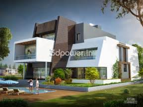 Ultra Modern Home Design by House Design Indian Style Plan Amp Elevation