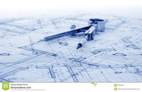 royalty free stock photography architecture blueprint royalty free stock photo image