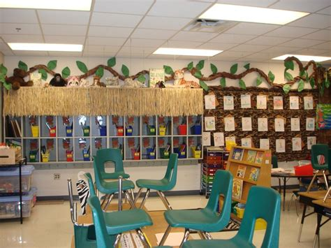 cute themes for elementary classrooms 17 best images about jungle theme classroom on pinterest