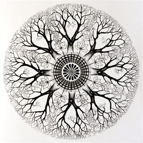 circle pattern drawings tumblr shop for cheap custom mandala tree circle tattoo design