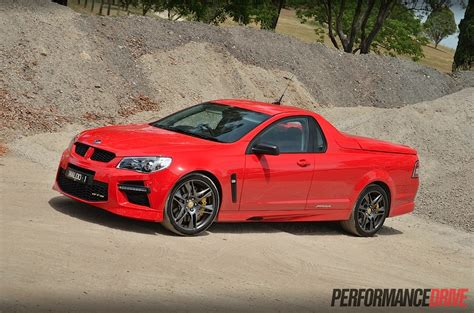 holden maloo 2015 hsv gts maloo gen f review video performancedrive