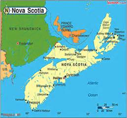 map of canada regional city in the wolrd scotia map