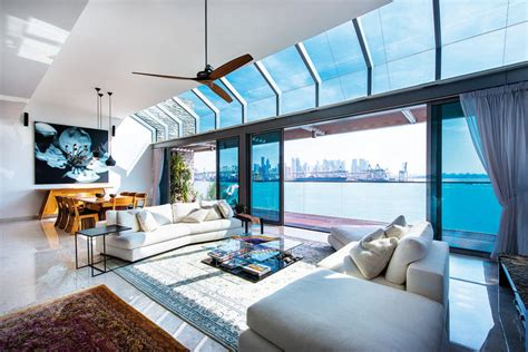 Home Design Blog Singapore | 5 sentosa cove homes that exhibit modern luxury in