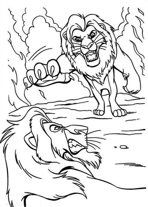 monkey kingdom coloring page lion king monkey coloring pages