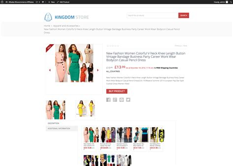 aliexpress woocommerce aliexpress affiliates dropship for woocommerce by aa team