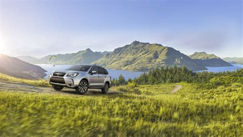 subaru canada forester subaru canada reveals 2018 forester pricing and new features