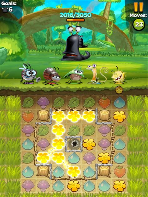 best gra best fiends puzzle adventure android apps on play