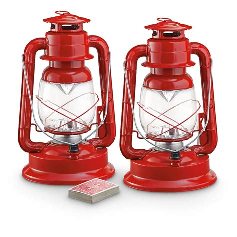 2 pk iit 174 14 quot 21 led hurricane lanterns 591371
