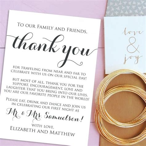 thank you messages for wedding invitation simple thank you cards for wedding 2017 wedding