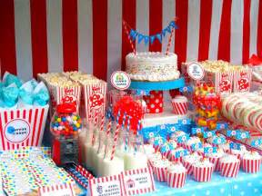 circus themed birthday party guest feature celebrations at home