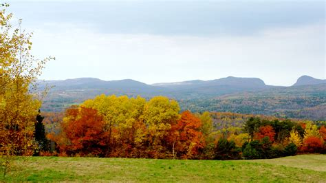 mountain vt view from mid burke mountain northeast kingdom vermont