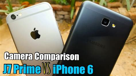 Iphone J7 Iphone 6 Vs J7 Prime Comparison True Comparison