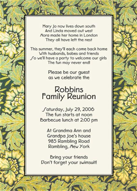 family reunion invitation style wmfr 04