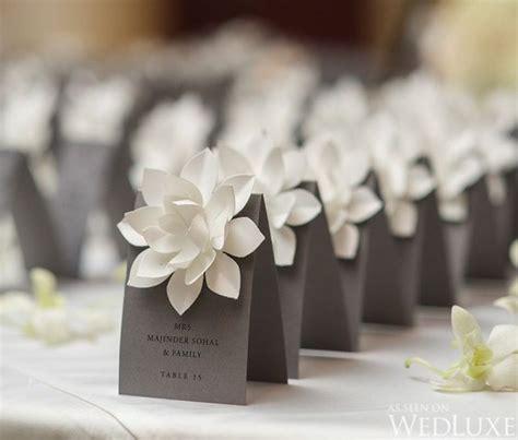 fiori segnaposto matrimonio 5 idee con i fiori di carta per il matrimonio sposalicious
