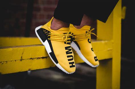 pharrell adidas nmd human race release date sneaker bar