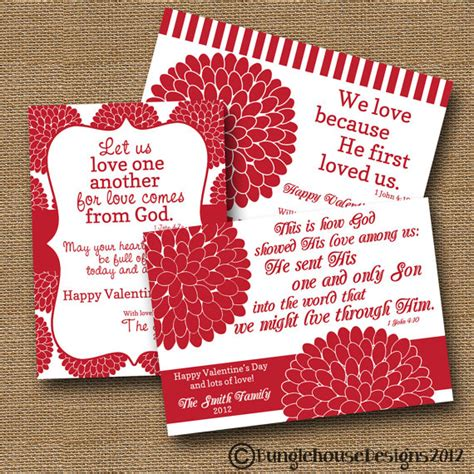 printable christian valentines day cards 6 best images of printable religious s free