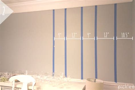 how to paint stripes on a bedroom wall 28 how to paint a stripe wall diy stripes our cozy den sportprojections com