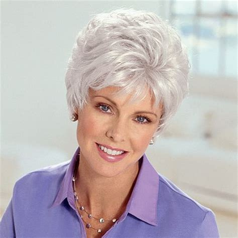 short hair wigs for older women 101 best images about grey white hair styles on pinterest