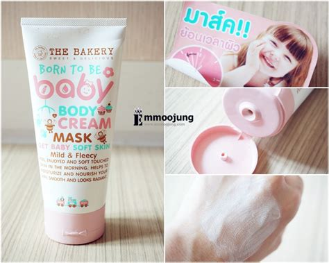 Scrub The Bakery Born To Be Baby Buffe Berkuali bloggang emmoojung ร ว ว the bakery born to be baby collection by buffet shop