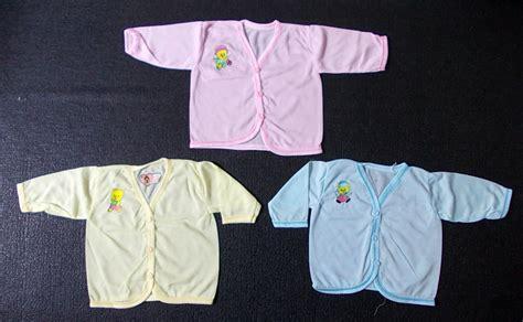 Harga Perlengkapan Mandi Bayi Baru Lahir by Baju Bayi Lengan Panjang Pe 3 Pcs Toko Perlengkapan Bayi