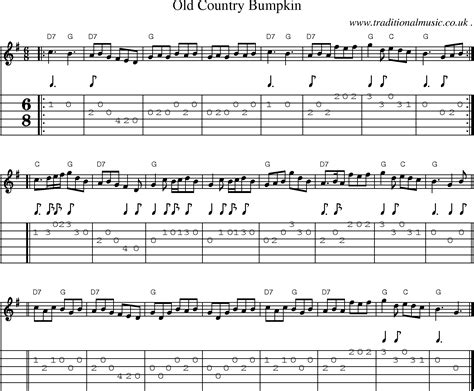 country music songs on guitar scottish tune sheetmusic midi mp3 guitar chords tabs