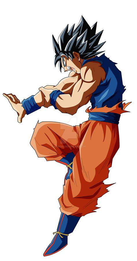 imagenes de goku limit breaker limit breaker goku wallpapers wallpaper cave