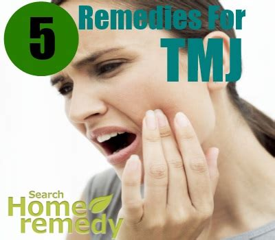 5 effective home remedies for tmj treatments