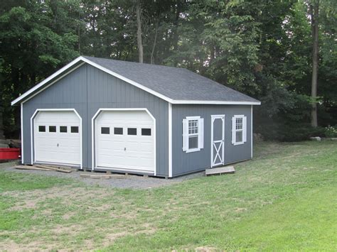 Garage Kanata by All Con Steel Garage Kits Ottawa