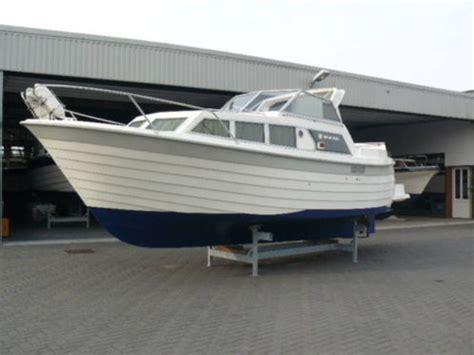 motorboot polyester motorboten polyester spitsgatters frieslandboten