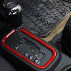 Jeep Wrangler Interior Accessories For Jeep Wrangler Rubicon Jk 2008 2015 Abs Gear Shift